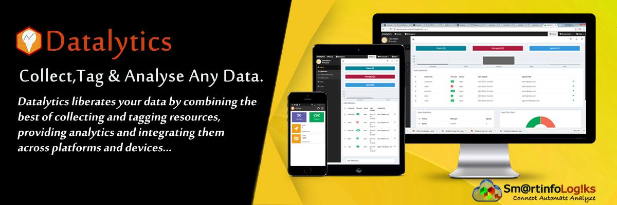 Datalytics - Offline Capable Data Collection Application